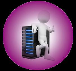 artisan, tpe, collectivité, solution maintenance sur les équipements serveurs.